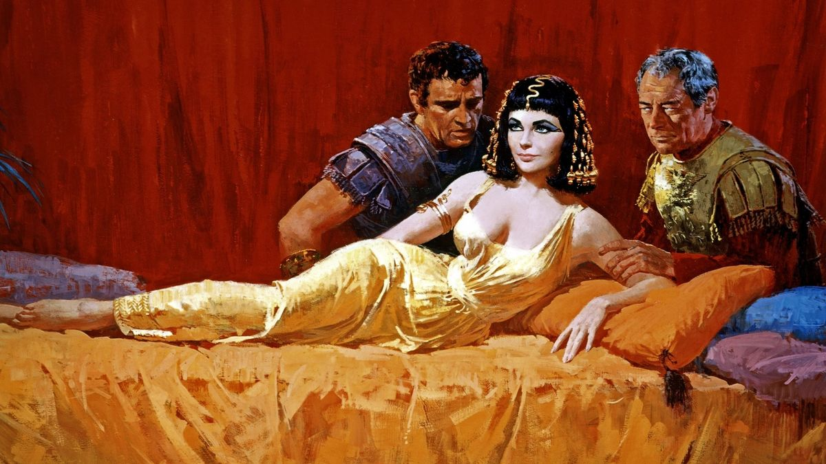 Cleopatra 1963 Directed By Joseph L Mankiewicz Reviews Film Cast Letterboxd
