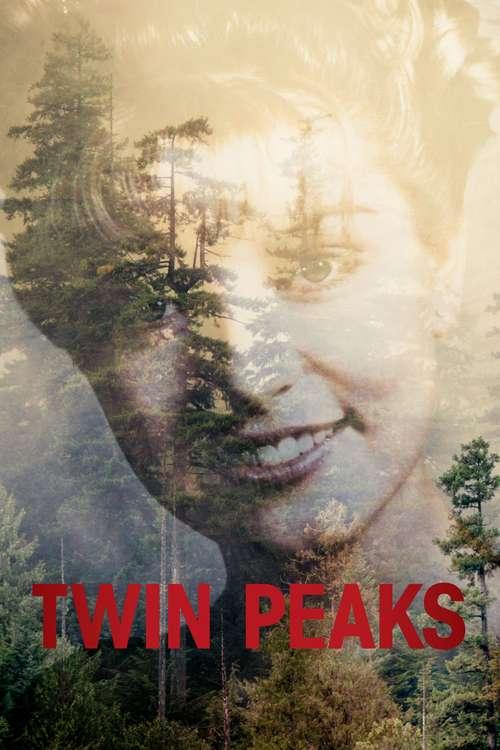 Twin Peaks: The Return movie poster