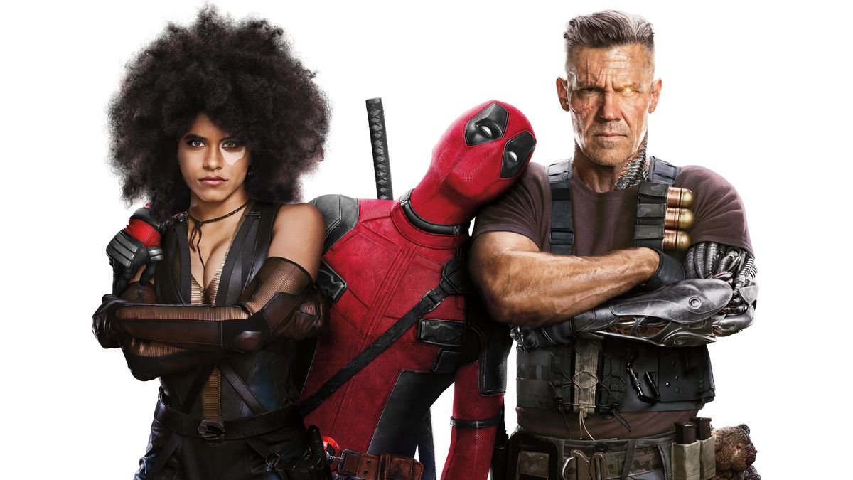 Deadpool 2 2018 Directed By David Leitch Reviews Film Cast Letterboxd