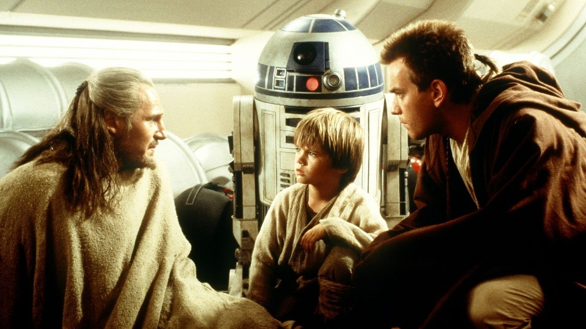 Star Wars Episode I The Phantom Menace 1999 Directed By George Lucas Reviews Film Cast Letterboxd