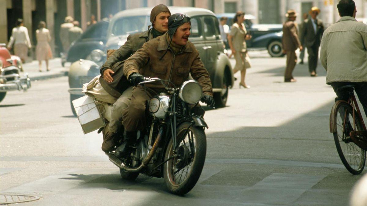 Motorcycle Diaries 2004