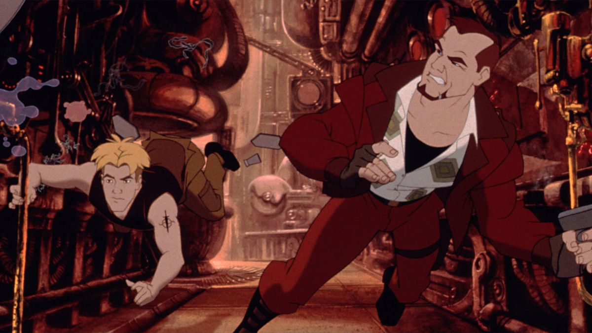 Titan A.E. (2000) directed by Gary Goldman, Don Bluth • Reviews, film +  cast • Letterboxd