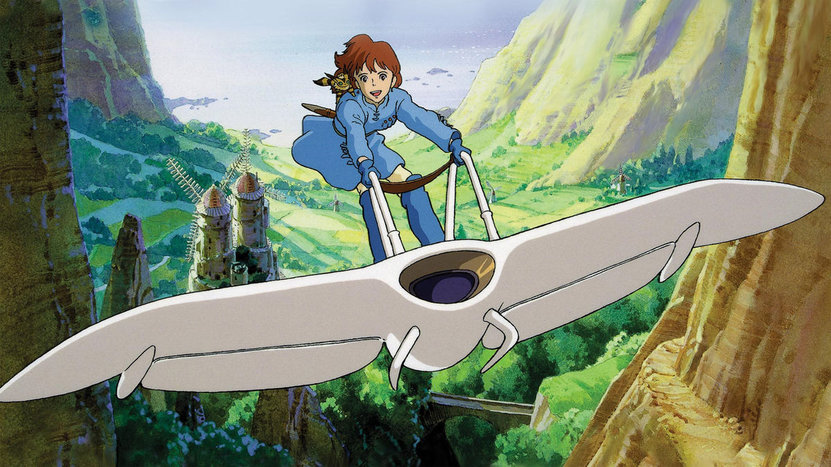 Nausicaä of the Valley of the Wind (1984) directed by Hayao Miyazaki •  Reviews, film + cast • Letterboxd