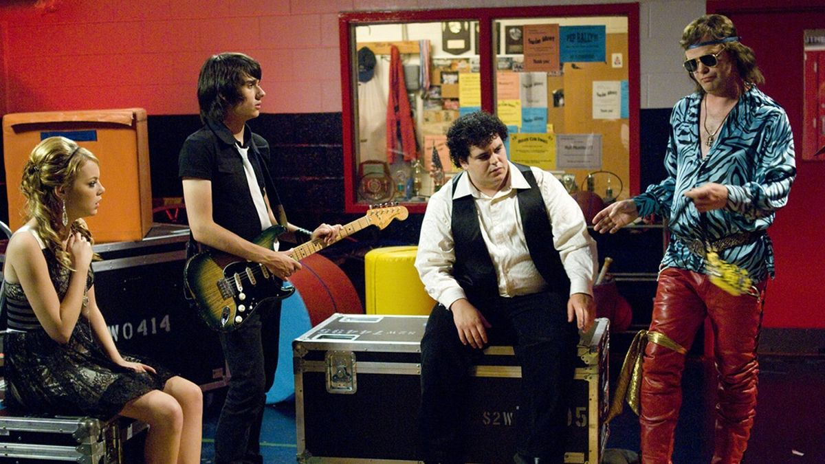 The Rocker (2008) directed by Peter Cattaneo • Reviews ...