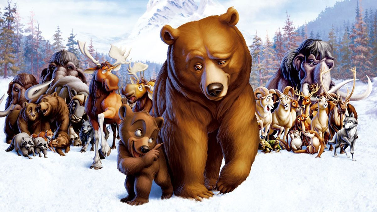 Brother Bear on oscar for sound design