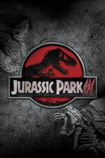Filmplakat Jurassic Park III, 2001
