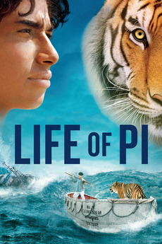 Life of pi 2012 directed by ang lee reviews film for Life of pi characters