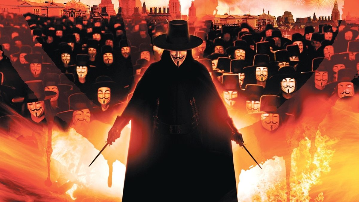 Image result for V for Vendetta (2005)