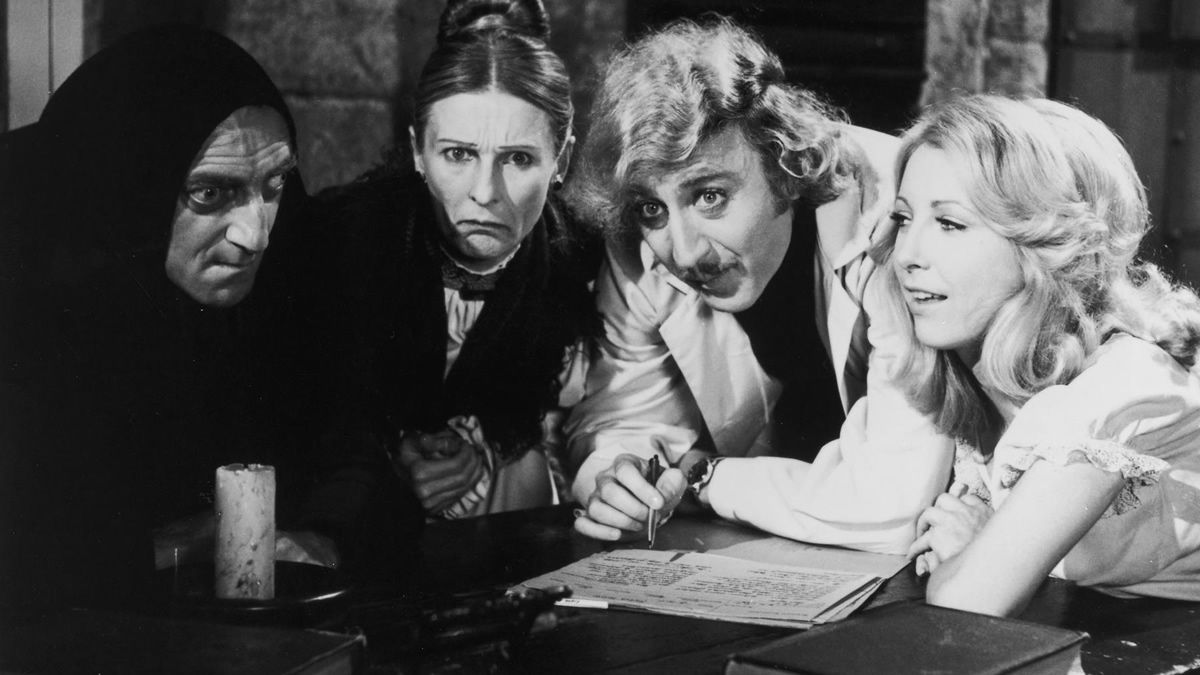 Young Frankenstein 1974 Directed By Mel Brooks Reviews Film