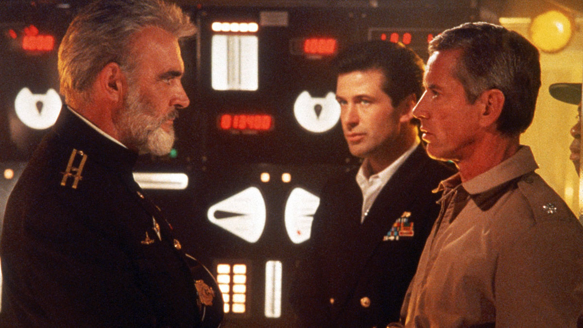 The Hunt For Red October 1990 Directed By John Mctiernan Reviews Film Cast Letterboxd