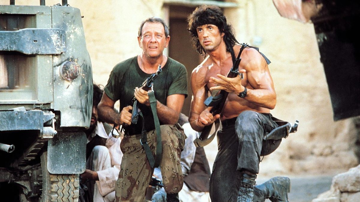 Rambo Iii 1988 Directed By Peter Macdonald Reviews Film Cast Letterboxd