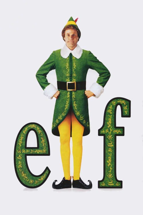 Film poster for Elf