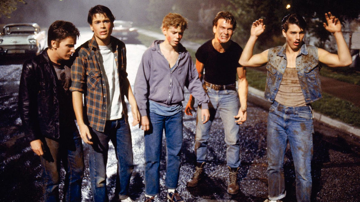 The Outsiders (1983) directed by Francis Ford Coppola • Reviews ...