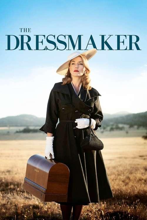 Cover The Dressmaker