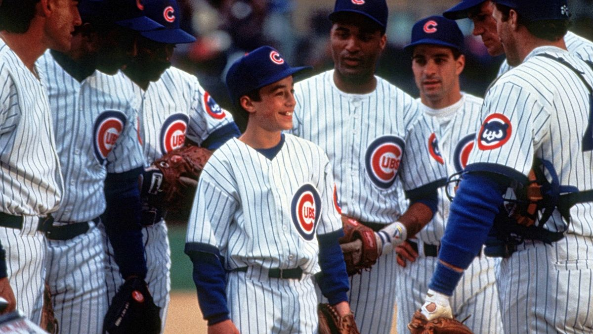 Rookie of the Year (1993) directed by Daniel Stern ...  Rookie Of The Year Movie