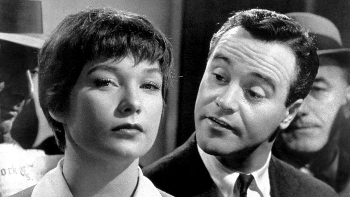 The Apartment (1960) –  Comedy, Drama, Romance
