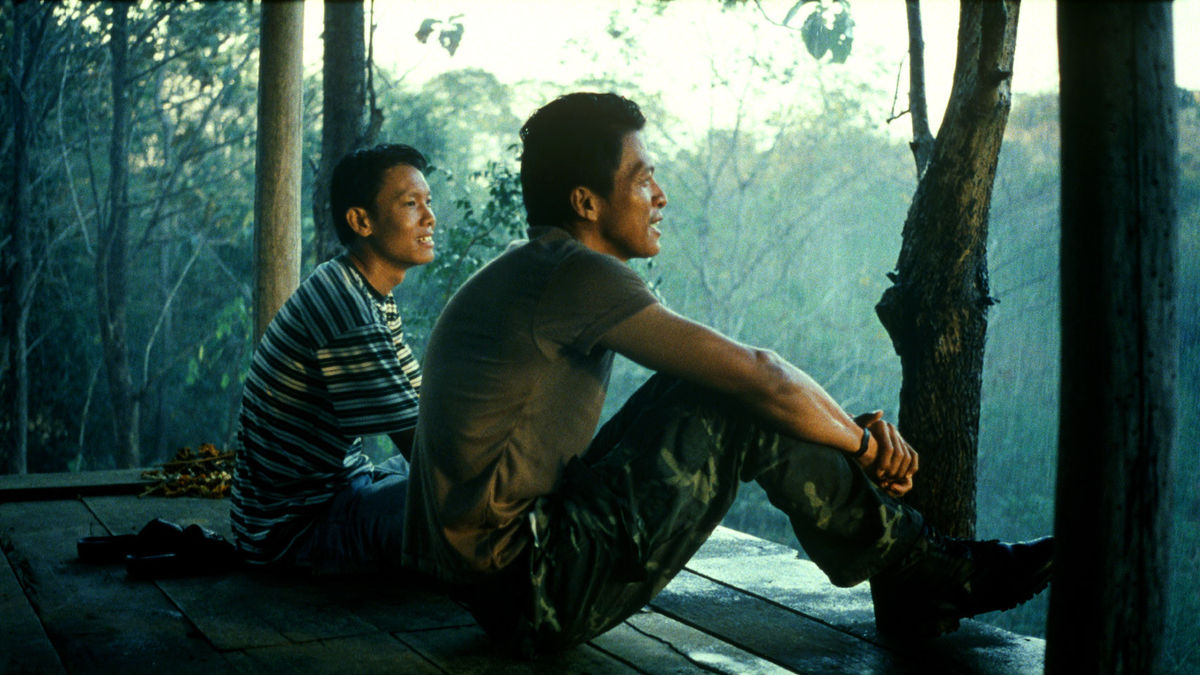 Tropical Malady (2004) directed by Apichatpong Weerasethakul