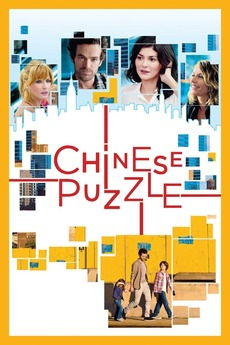 Chinese Puzzle (2013) directed by Cédric Klapisch • Reviews, film +