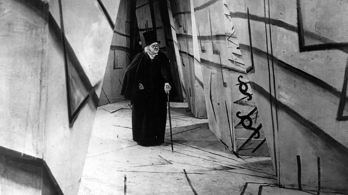 The Cabinet of Dr. Caligari (1920) directed by Robert Wiene ...