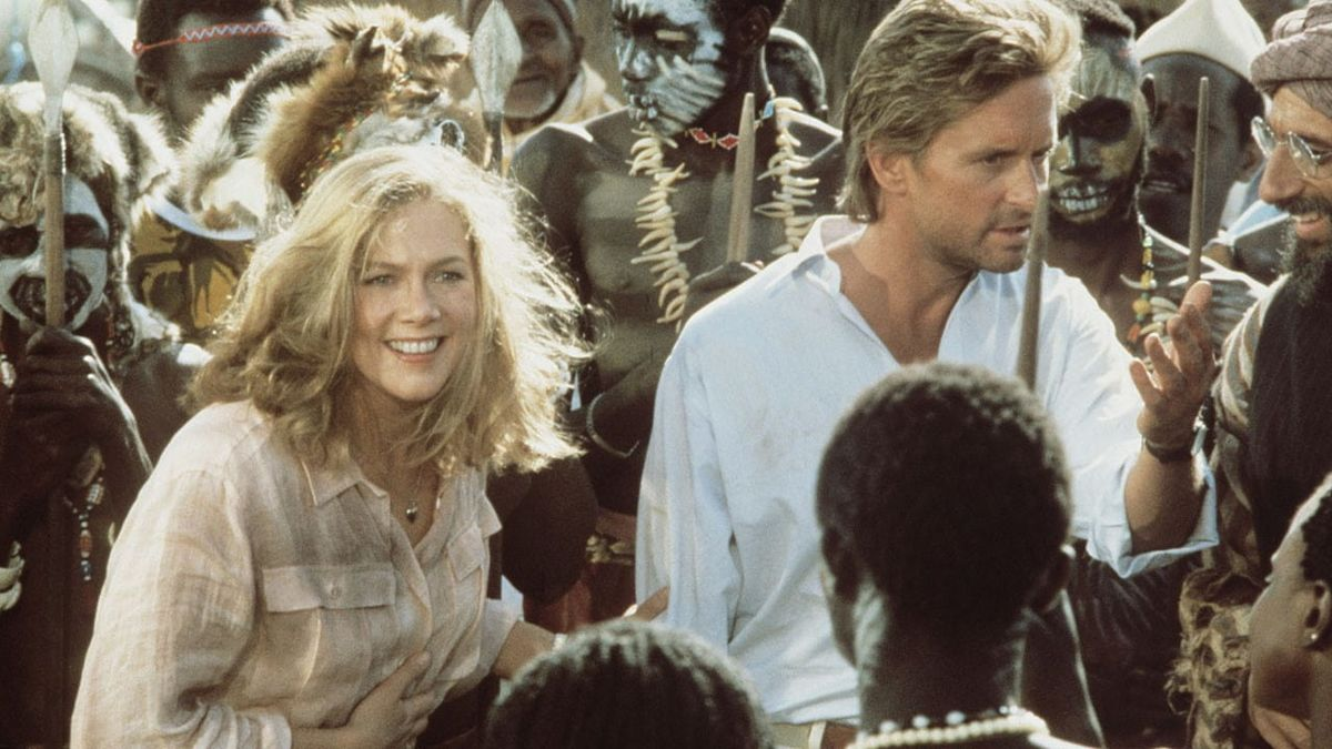 The Jewel of the Nile (1985) – Action, Adventure, Comedy
