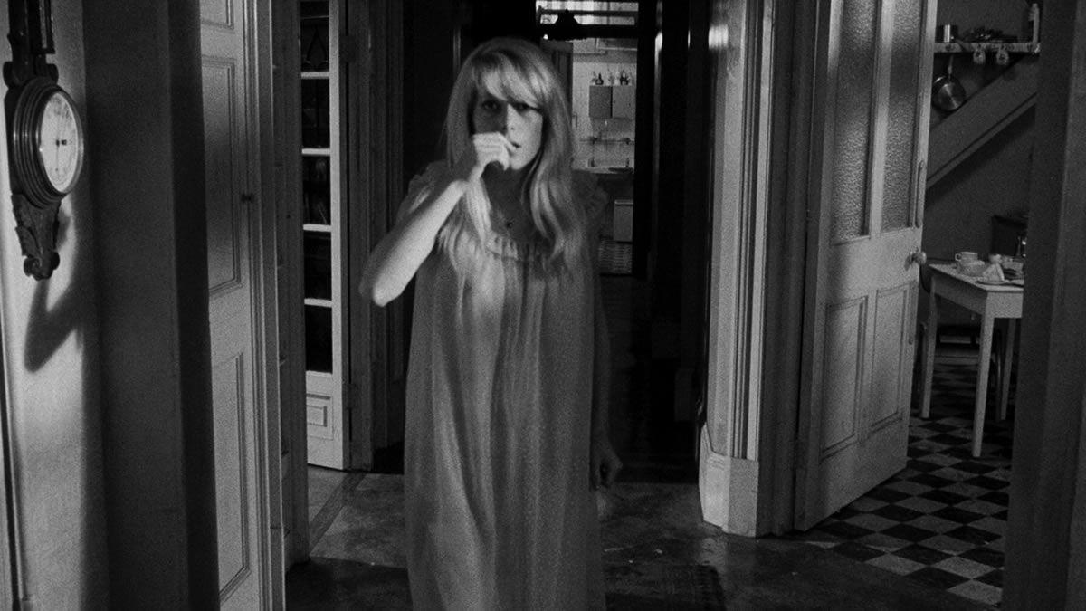 Repulsion (1965) directed by Roman Polanski • Reviews, film + cast ...