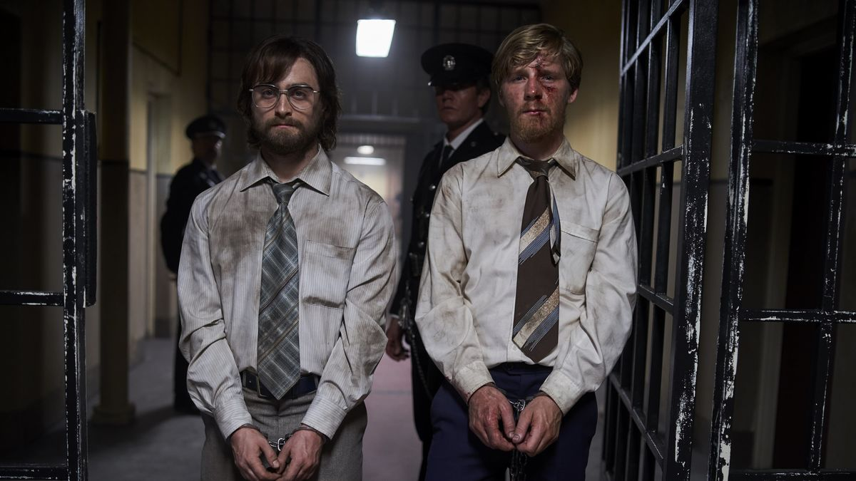 Escape From Pretoria (2020) directed by Francis Annan • Reviews, film +  cast • Letterboxd