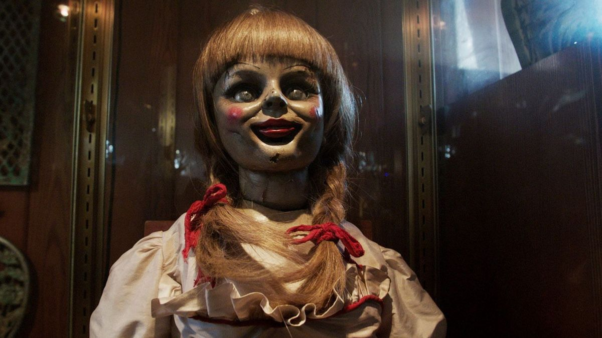 Annabelle 2014 Directed By John R Leonetti Reviews Film Cast Letterboxd
