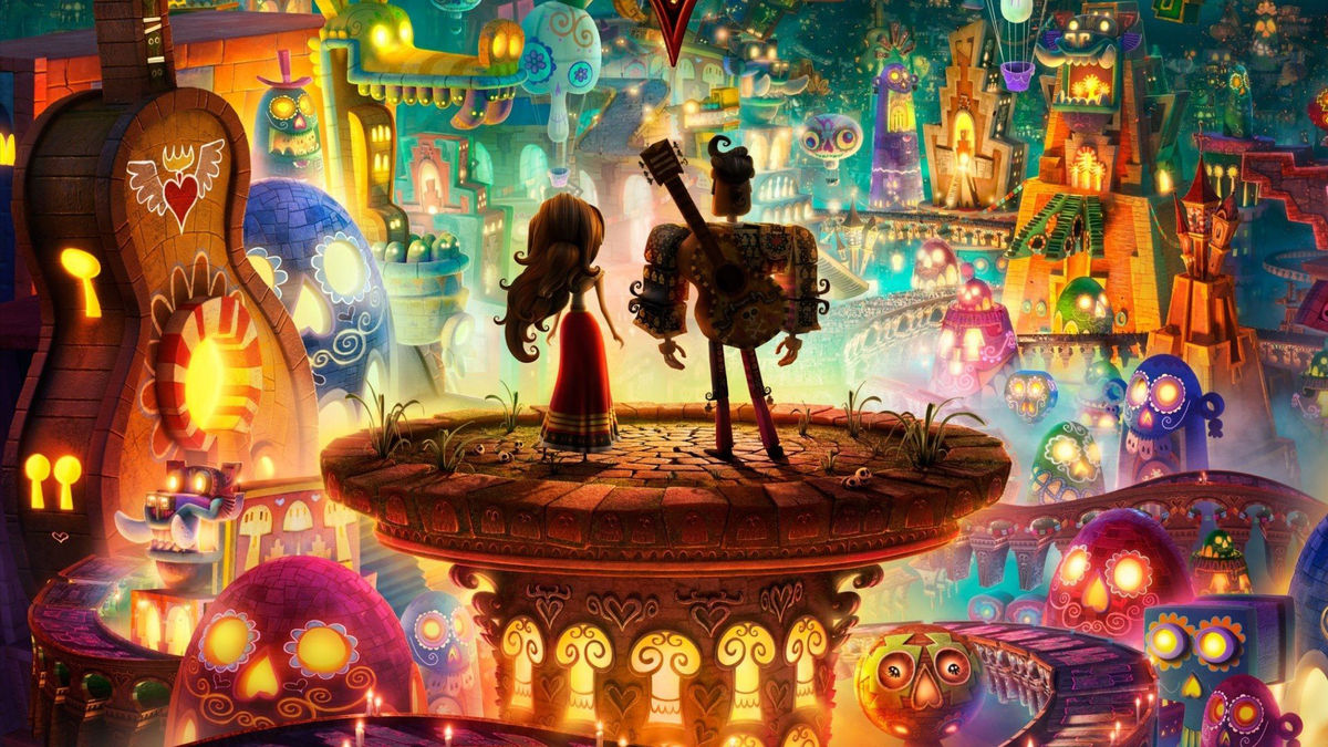 The Book of Life (2014) directed by Jorge R. Gutierrez