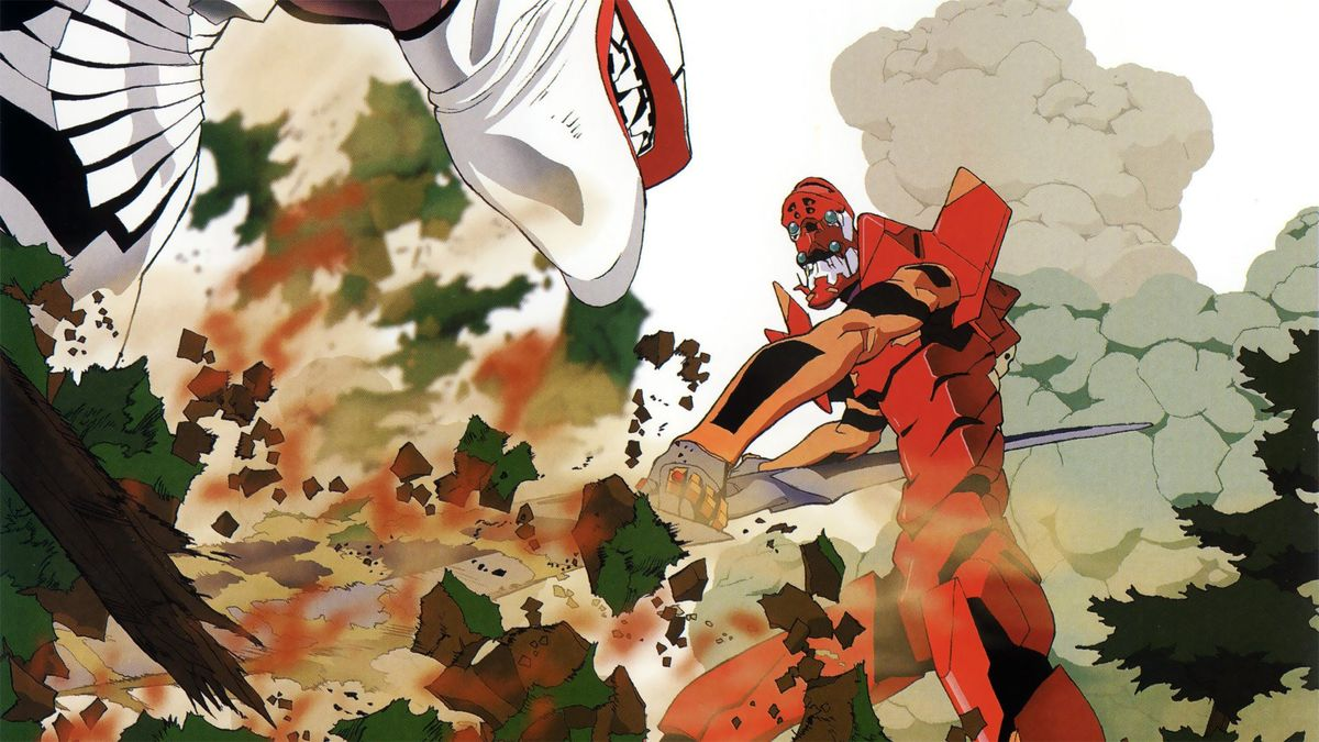 Neon Genesis Evangelion: The End of Evangelion' review by