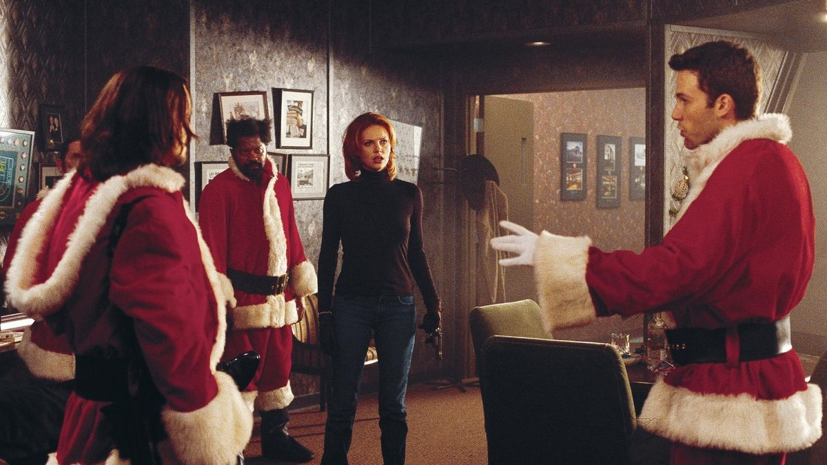Reindeer Games (2000) directed by John Frankenheimer • Reviews, film + cast  • Letterboxd