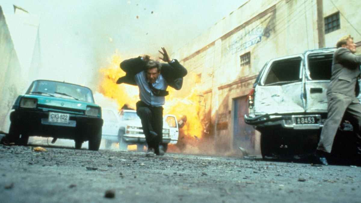 Clear And Present Danger 1994 Directed By Phillip Noyce Reviews Film Cast Letterboxd
