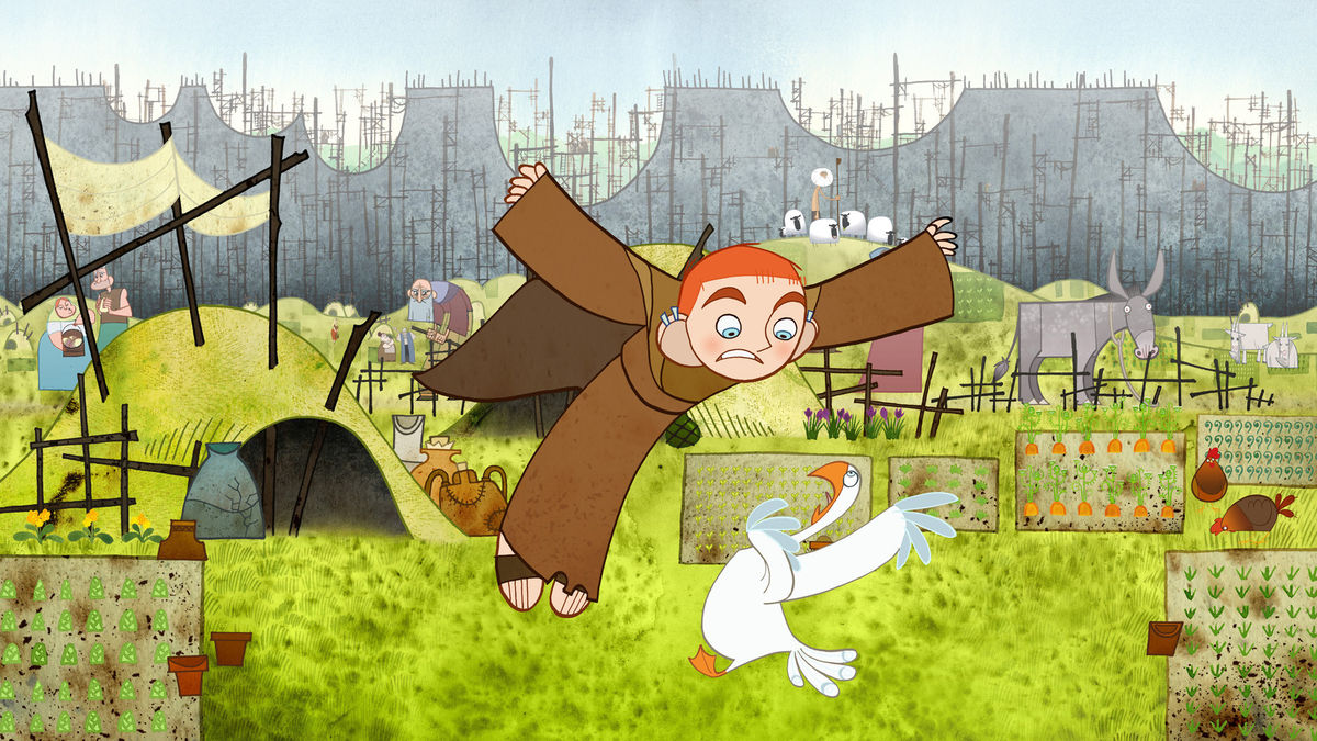 The Secret Of Kells 2009 Directed By Tomm Moore Reviews Film Cast Letterboxd