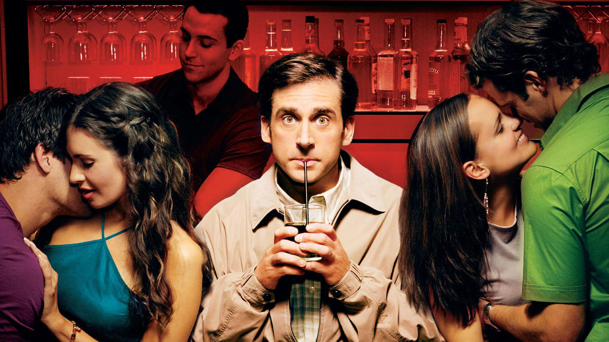 The 40 Year Old Virgin 2005 Directed By Judd Apatow Reviews Film Cast Letterboxd