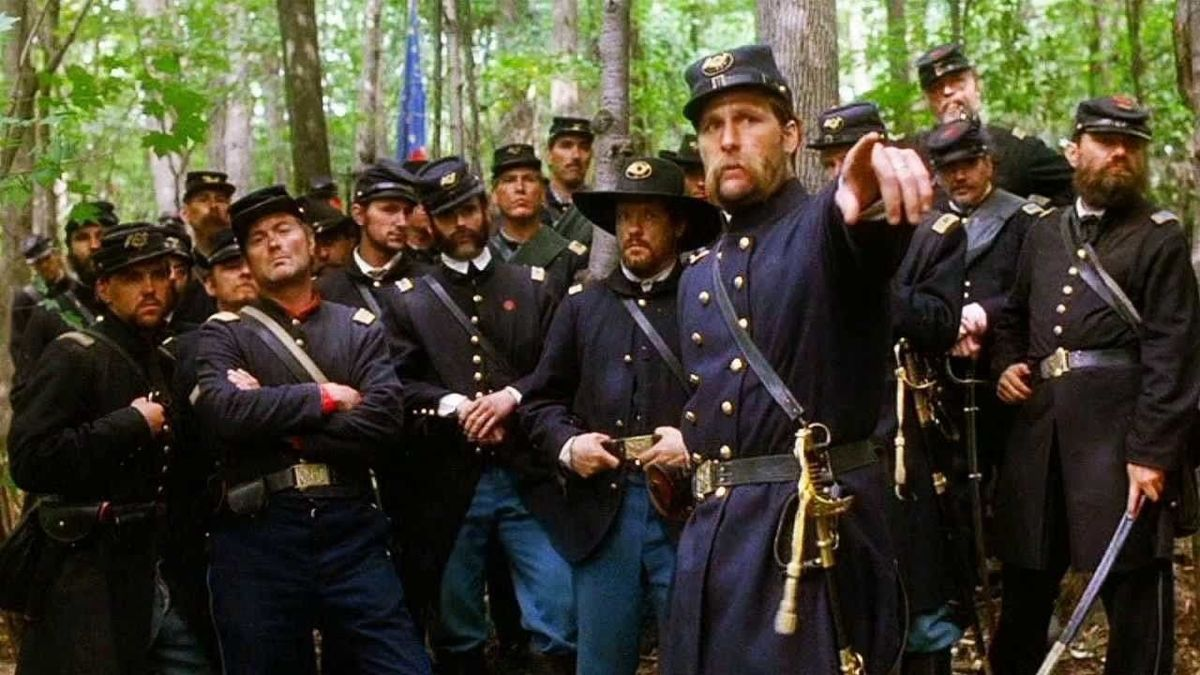 Gettysburg (1993) directed by Ronald F. Maxwell • Reviews, film + cast •  Letterboxd