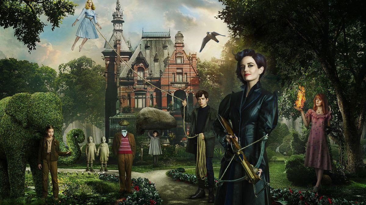 """Miss Peregrine's Home for Peculiar Children"" (2016). Rejissor Tim Burton"
