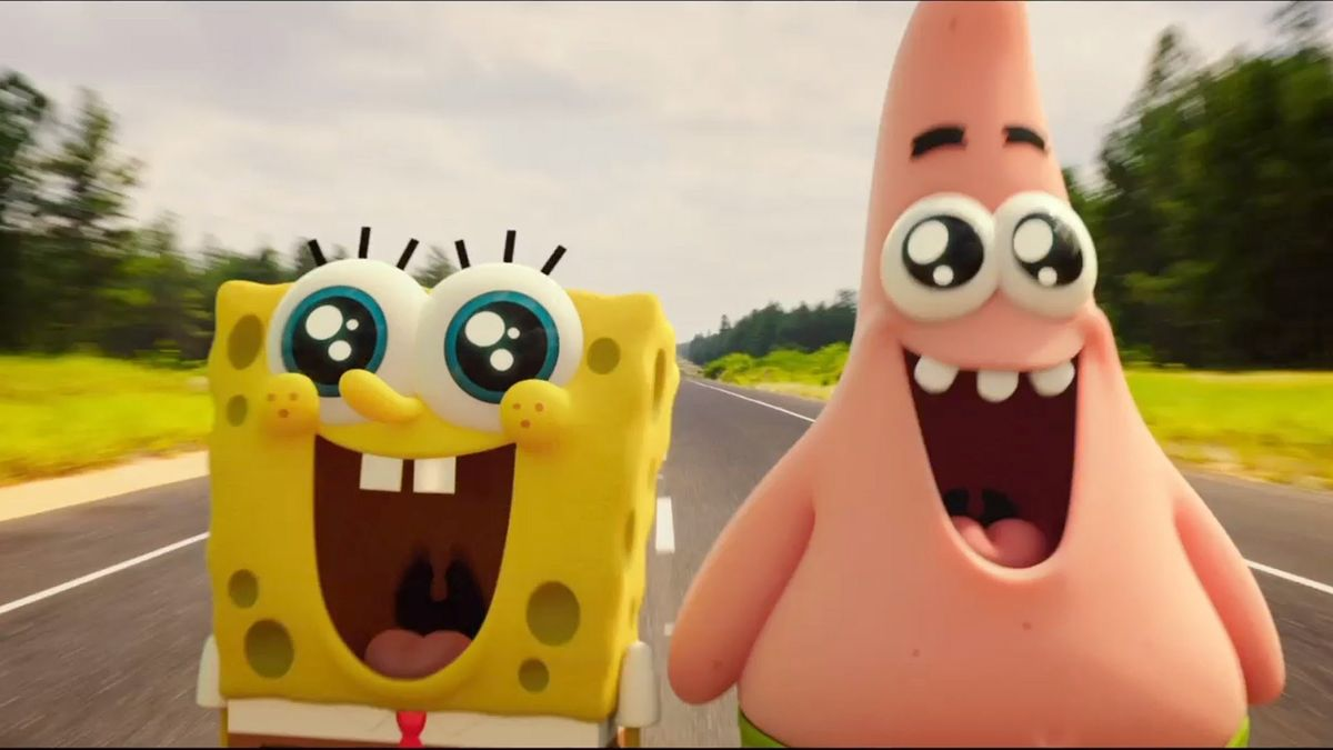 The Spongebob Movie Sponge Out Of Water 2015 Directed By Paul
