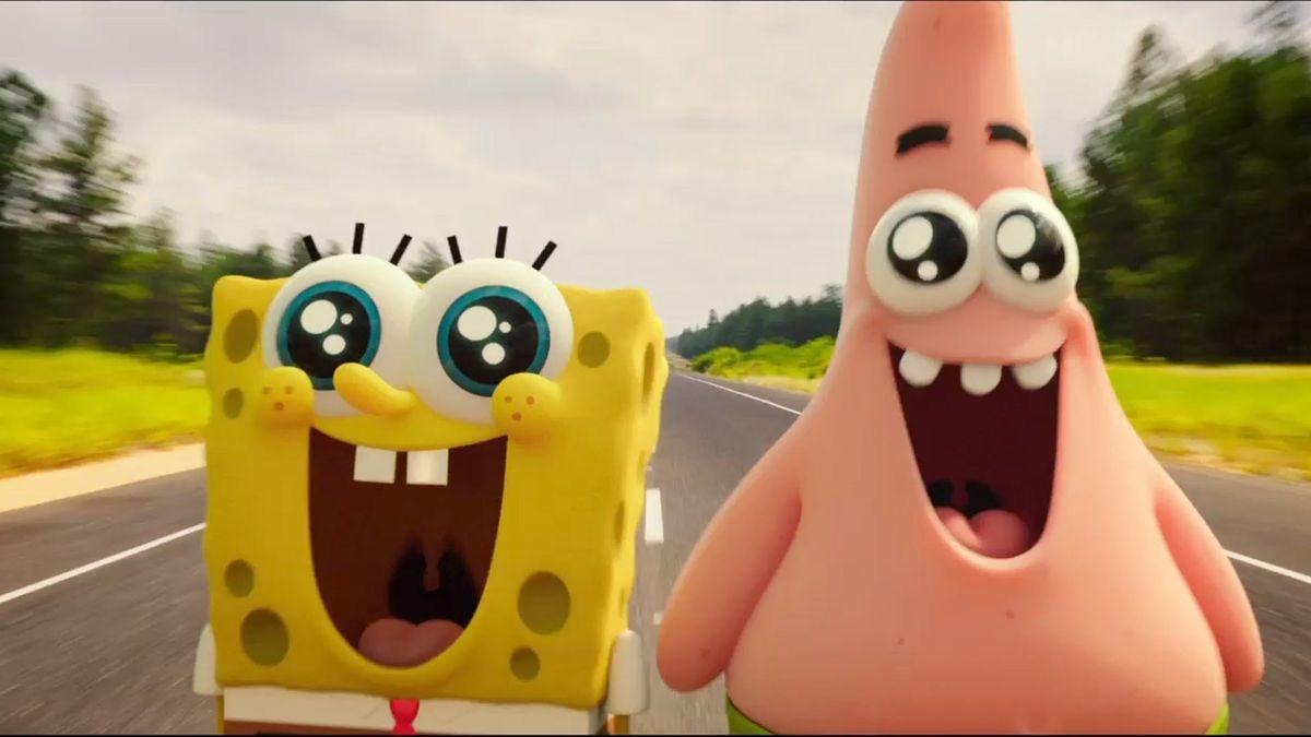 the spongebob movie: sponge out of water (2015) directedpaul