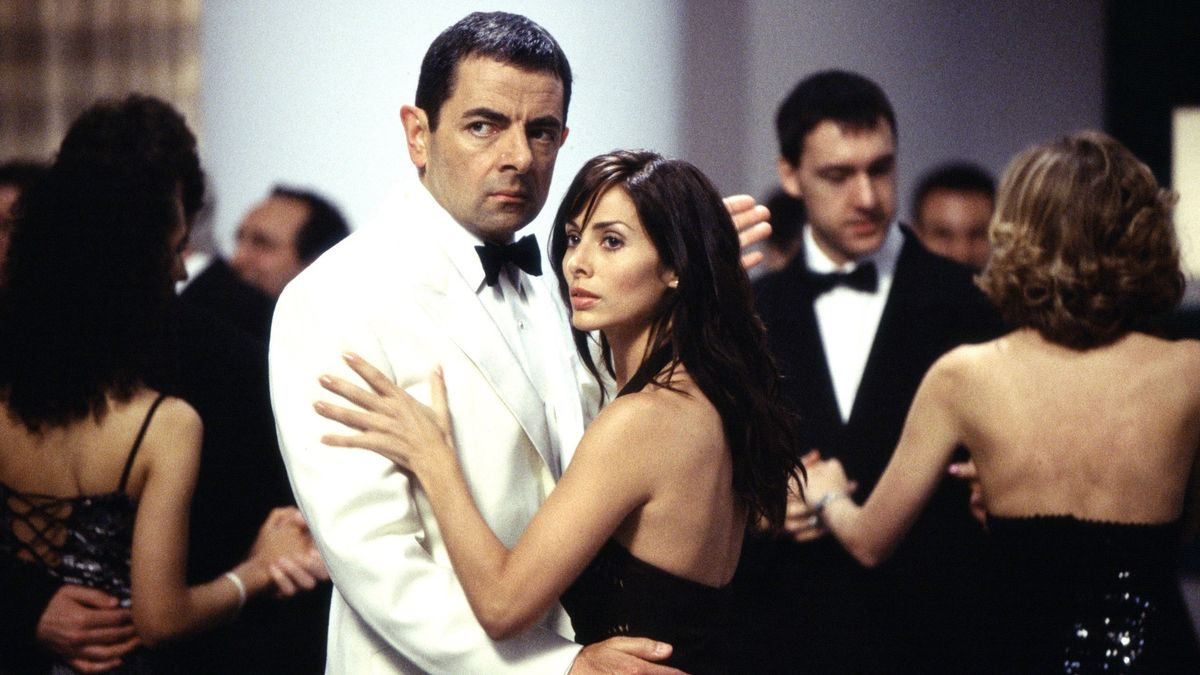 Johnny English 2003 Directed By Peter Howitt Reviews Film Cast Letterboxd