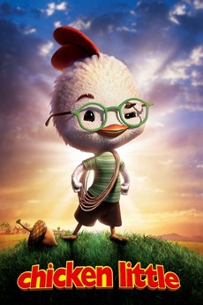 Chicken Little 2005 Directed By Mark Dindal Reviews Film Cast