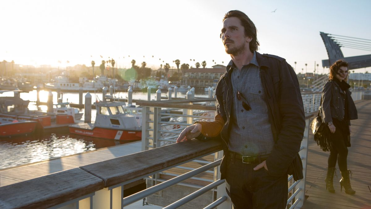 Knight of Cups (2015) directed by Terrence Malick • Reviews