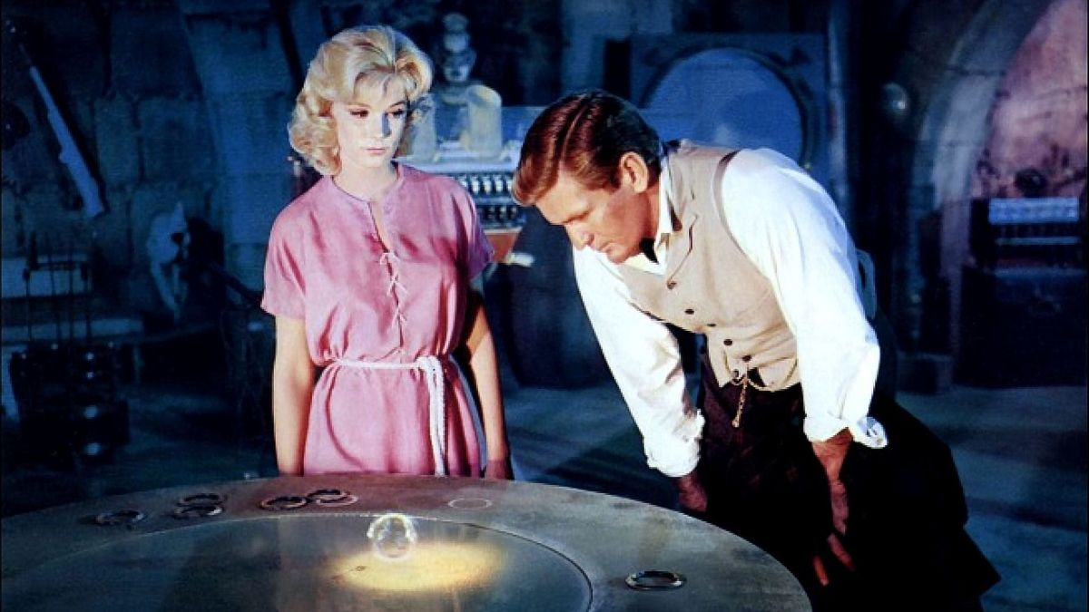 The Time Machine (1960) directed by George Pal • Reviews, film + ...