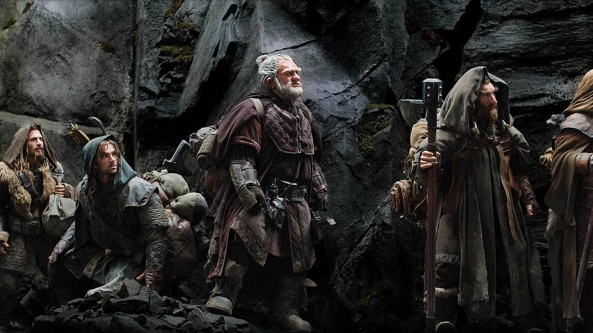 The Hobbit: An Unexpected Journey (2012) directed by