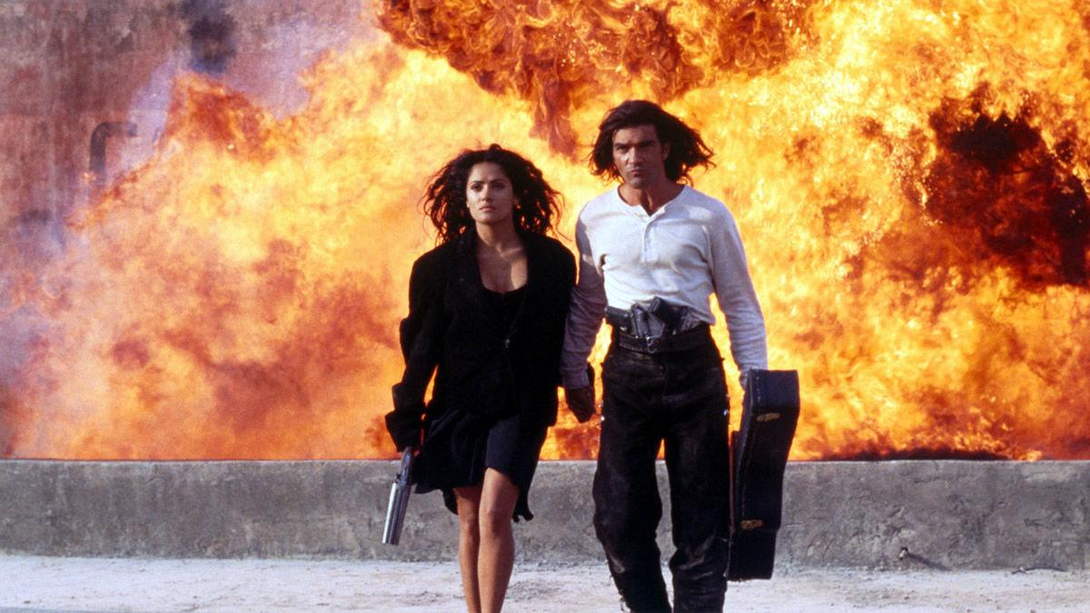 Desperado 1995 Directed By Robert Rodriguez Reviews Film Cast Letterboxd