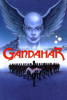 Gandahar 1987 Directed By Rene Laloux Reviews Film Cast Letterboxd