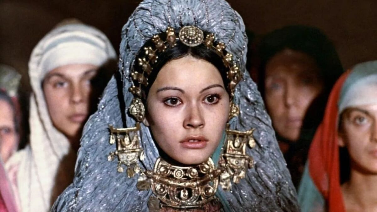 Medea 20 directed by Pier Paolo Pasolini • Reviews, film + ...