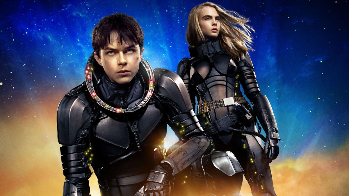 Valerian And The City Of A Thousand Planets 2017 Directed By Luc Besson Reviews Film Cast Letterboxd