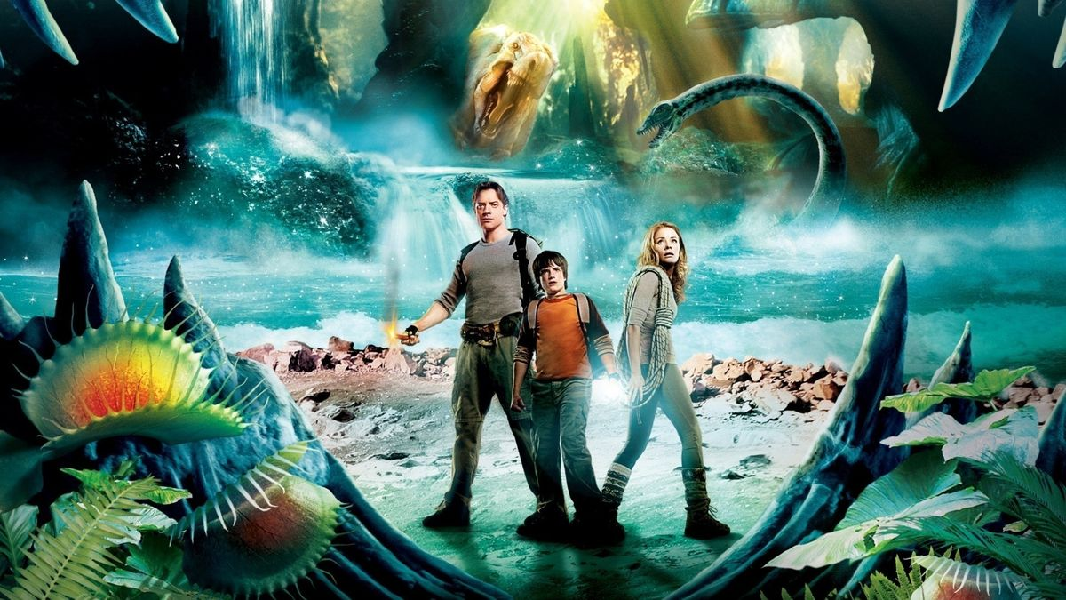 Journey To The Center Of The Earth 2008 Directed By Eric Brevig Reviews Film Cast Letterboxd