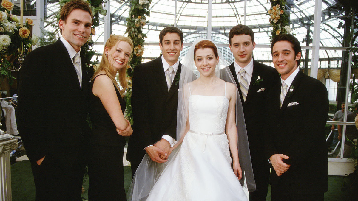American Wedding Cast.American Wedding 2003 Directed By Jesse Dylan Reviews Film