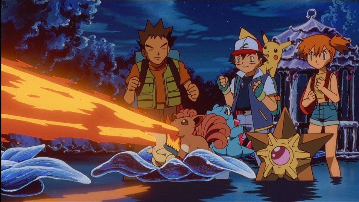 Pokemon 3 The Movie Spell Of The Unown 2000 Directed By