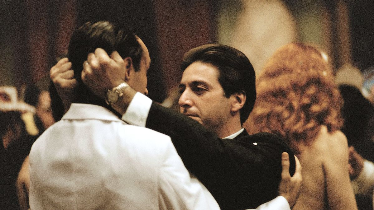The Godfather: Part II (1974) directed by Francis Ford Coppola ...